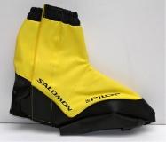 návleky Salomon Carbon Pro žluté