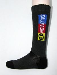 ponožky Salomon Elios černé