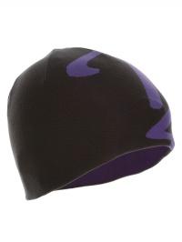 čepice BJ Promo ebony/purple