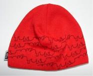 čepice TOKO Valdres červená