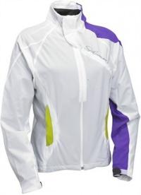 bunda Salomon Nova Softshell W white/violet