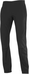 kalhoty Salomon Momentum II Softshell W černé