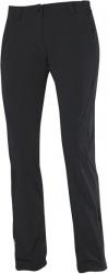 kalhoty Salomon Nova II softshell W black 10/11