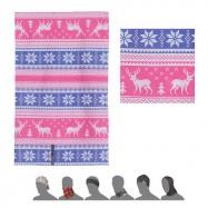 SENSOR TUBE SOBI dětský šátek multifunkční multicolor