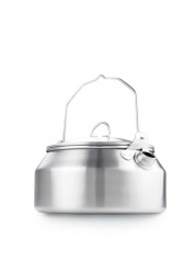 GSI Outdoors Glacier Stainless Tea Kettle 1L