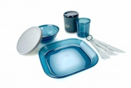 GSI Outdoors Infinity 1 Person Tableset blue