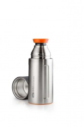 GSI Outdoors Glacier Stainless Vacuum Bottle 500ml stainless
