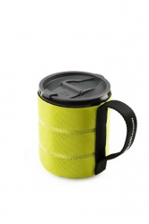 GSI Outdoors Infinity Backpacker Mug 500ml Green