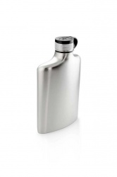 GSI Outdoors Glacier Stainless Hip Flask 8 Fl. Oz