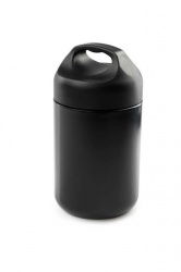 GSI Outdoors Glacier Stainless TIFFIN 414ml black