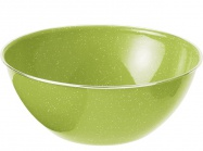 GSI Outdoors Mixing Bowl Stainless Rim 9,5 green