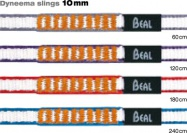 BEAL Šitá smyce dyneema 10mm  60cm