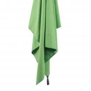 Lifeventure SoftFibre Trek Towel Advance green Pocket