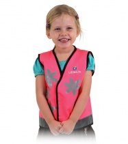 LittleLife Reflective Safety Vest butterfly small