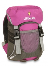 LittleLife Alpine 4 Kids Daysack pink