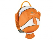 LittleLife Animal Toddler Daysack clownfish