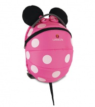 LittleLife Disney Kids Daysack 4L Pink Minnie