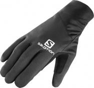 rukavice Salomon Discovery M black 16/17