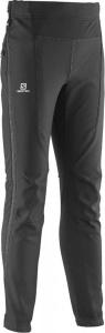 kalhoty Salomon Momentum FZ JR black 16/17