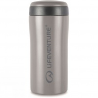 Lifeventure Thermal Mug matt grey