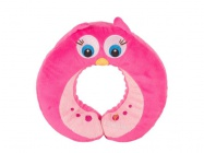 LittleLife Animal Snooze Pillows Owl