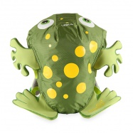 LittleLife Animal Swim Paks 10L Green Frog
