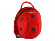 LittleLife Animal Toddler Daysack ladybird