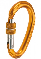 CAMP HMS Compact Bet Lock Coluoured orange