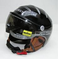 lyž.helma KASK Class černá vel.58cm