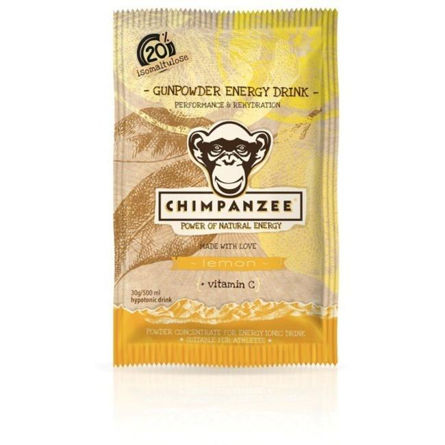 CHIMPANZEE Gunpowder ENERGY drink Lemon