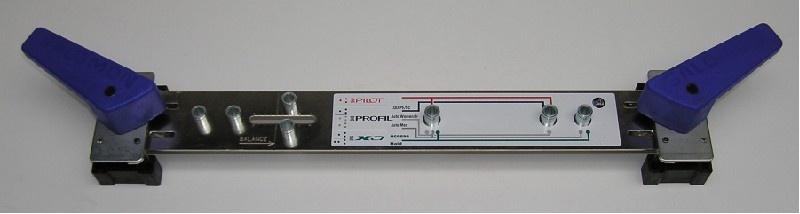 šablona pro montáž vázání SALOMON běžecká