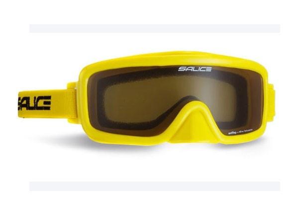 lyž.brýle SALICE 776A dětské yellow goldgreen