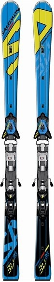 lyže Salomon 3V Race Powerline+vázání Z14 speed 12/13