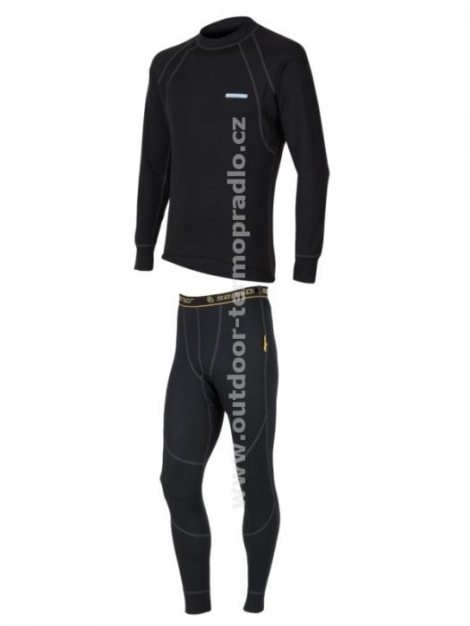 SENSOR DB set dlouhý rukáv + nohavice če
