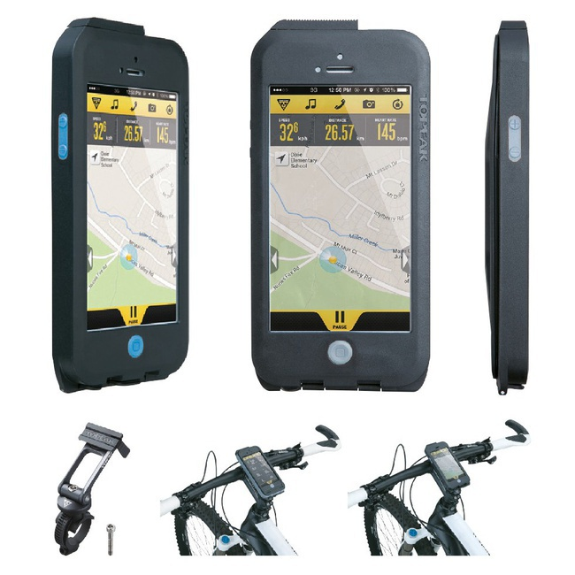 TOPEAK Weatherproof RideCase pro iPhone