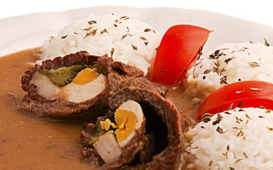 Expres menu Španělský ptáček 2 porce