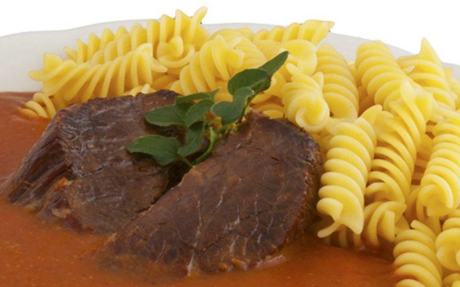 Expres menu Rajská s hověz masem 2 porce