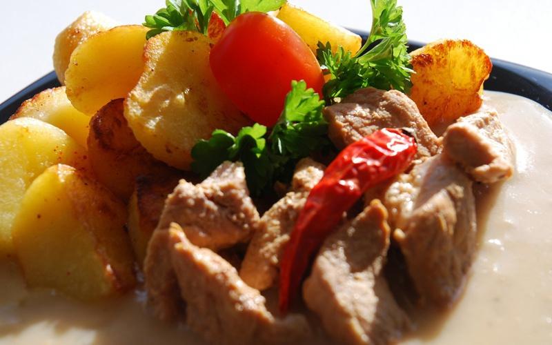 Expres menu Krakonošův oheň 1 porce