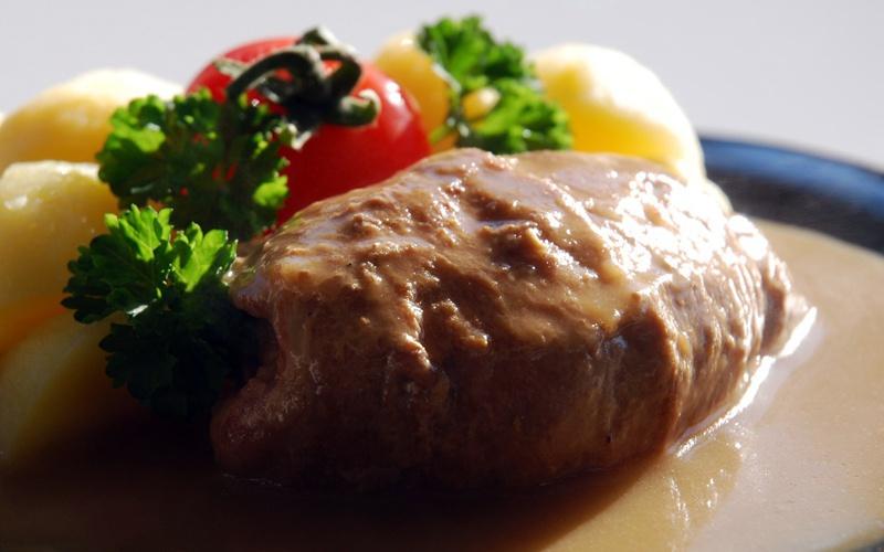 Expres menu Moravská kapsička 1 porce