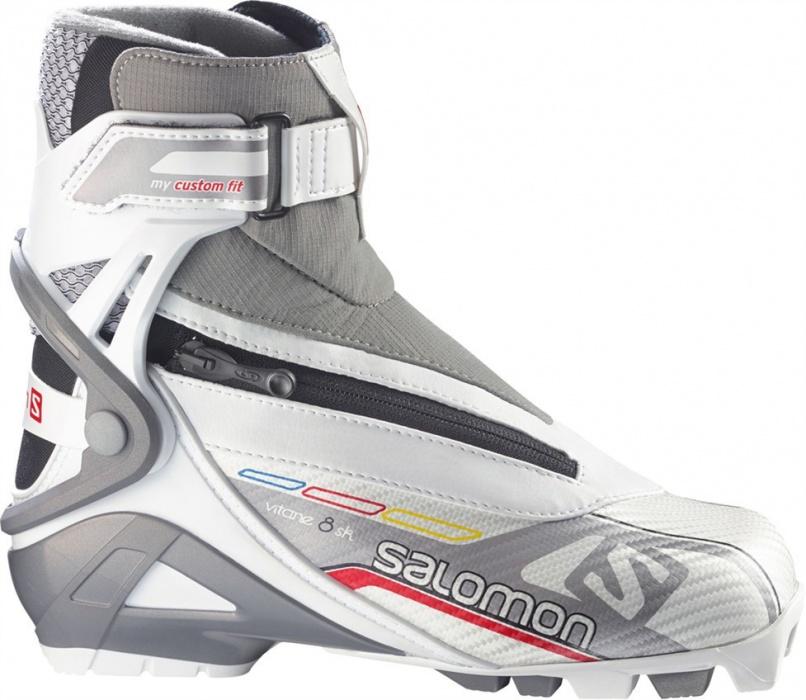 běž.boty Salomon Vitane 8 Skate CF 14/15