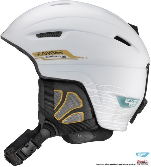 lyž.helma Salomon Ranger custom AIR white XL 10/11