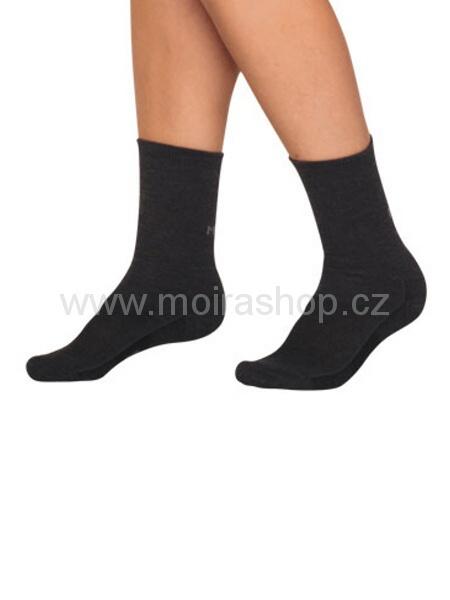 MOIRA ponožky TG3 šedá