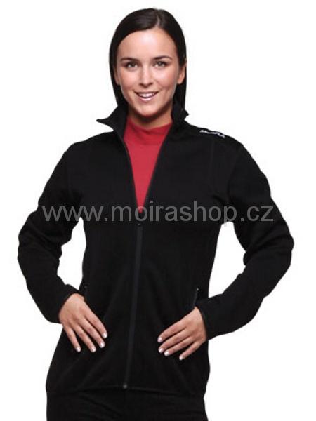 MOIRA Stretch dámská bunda černá