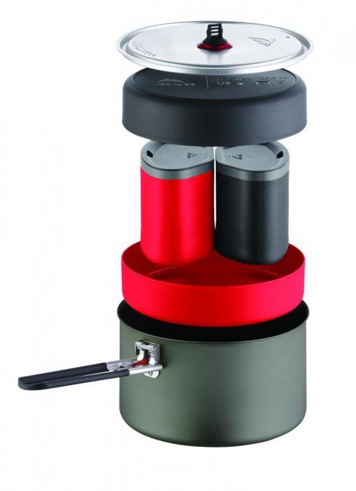CASCADE DESIGNS Ltd. ALPINIST 2 SYSTEM sada nádobí