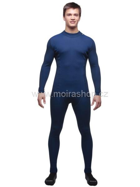 MOIRA ULTRALIGHT NEW dl. nohavice modrá metal