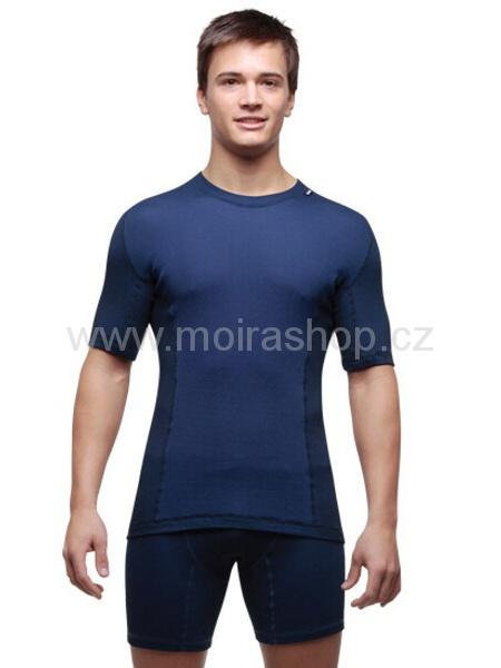 MOIRA ULTRALIGHT NEW kr. rukáv modrá