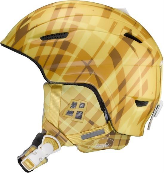 lyž.helma Salomon Creative line custom AIR yellow 11/1