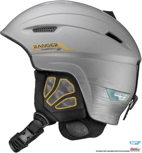 lyž.helma Salomon Ranger custom AIR grey 10/11