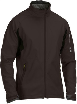 bunda Salomon Active Softshell M brown