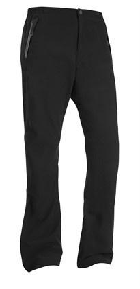 kalhoty Salomon Nova Softshell M black